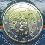 BELGIJA 2€ 2021 - Obletnica ustanovitve gospodarske unije.
