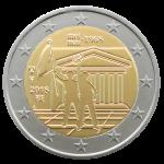 BELGIJA 2€ 2018 - May 1968 events in Belgium