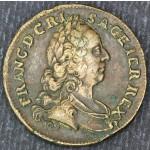 AVSTRIJA 1 Kreuzer 1761 G - Franz I.