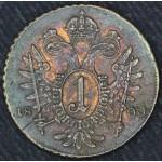 AVSTRIJA 1 Kreuzer 1800 B - Franz II (I)