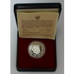 5000 dinarjev 1987 Proof - Vuk Karadžič
