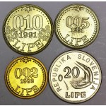 0.02, 0.05, 0.10, 0.20 Lipe 1991/1992