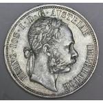 AVSTRIJA 1 Florin 1876
