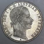AVSTRIJA 1 Florin 1860 A