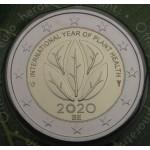 BELGIJA 2€ 2020 - Mednarodno leto zdravja rastlin