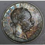 AVSTRIJA 1 Florin 1886