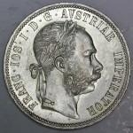 AVSTRIJA 1 Florin 1885