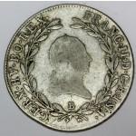 AVSTRIJA 20 Kreuzer 1803 B - Franz II (I).