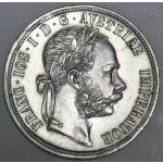 AVSTRIJA 1 Florin 1889