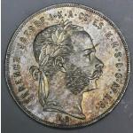MADŽARSKA 1 Forint  1879 KB