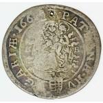 MADŽARSKA 6 Krajczar 1668 KB - Leopold I.
