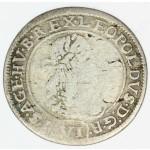 MADŽARSKA 6 Krajczar 1673 KB - Leopold I.