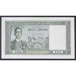 10 dinarjev 1939 - aUNC