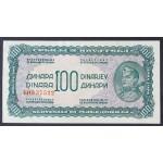100 dinarjev 1944 - VF/XF