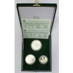 500, 1000, 1500 dinarjev 1981 - SPENS - Svetovno prvenstvo v namiznem tenisu