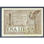 1 lira 1944 - UNC