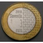 SLOVENIJA 3€ 2018 - 100. obletnica konca 1. svetovne vojne