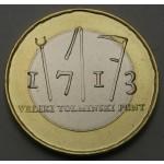 SLOVENIJA 3€ 2013 - 300. obletnica velikega tolminskega punta