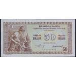 50 dinarjev 1946 XF