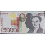 5000 tolarjev 2000 UNC