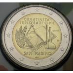 SAN MARINO 2€ 2009