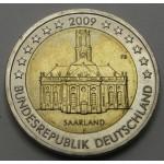 NEMČIJA 2€ 2009 (A,D,F,G,J )