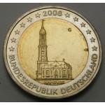 NEMČIJA 2€ 2008 (A,D,F,G,J )