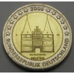 NEMČIJA 2€ 2006 (A,D,F,G,J )