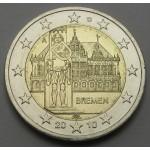 NEMČIJA 2€ 2010 (A,D,F,G,J )