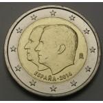 ŠPANIJA 2€ 2014 - Kralj Felipe VI.