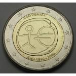SLOVENIJA 2€ 2009 EMU