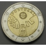 PORTUGALSKA 2€ 2014