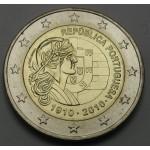 PORTUGALSKA 2€ 2010