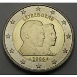 LUKSEMBURG 2€ 2006