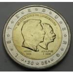 LUKSEMBURG 2€ 2005