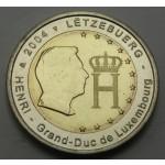 LUKSEMBURG 2€ 2004