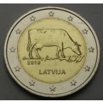 LATVIJA 2€ 2016 - Krava