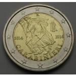 ITALIJA 2€ 2014 - Carabinieri