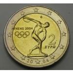 GRČIJA 2€ 2004