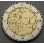 FRANCIJA 2€ 2013 Pierre de Coubertin