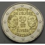 FRANCIJA 2€ 2013