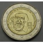 FRANCIJA 2€ 2012