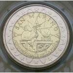 SAN MARINO 2€ 2005 - Galileo Galilei