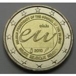 BELGIJA 2€ 2010