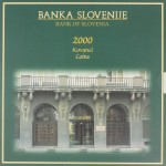 SLOVENIJA SET 2000 PROOF