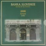 SLOVENIJA SET 2006 PROOF