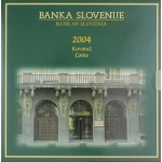 SLOVENIJA SET 2004 PROOF