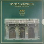 SLOVENIJA SET 2003 BU