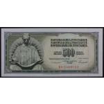 500 dinarjev 1986 UNC
