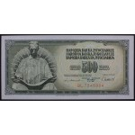 500 dinarjev 1981 UNC